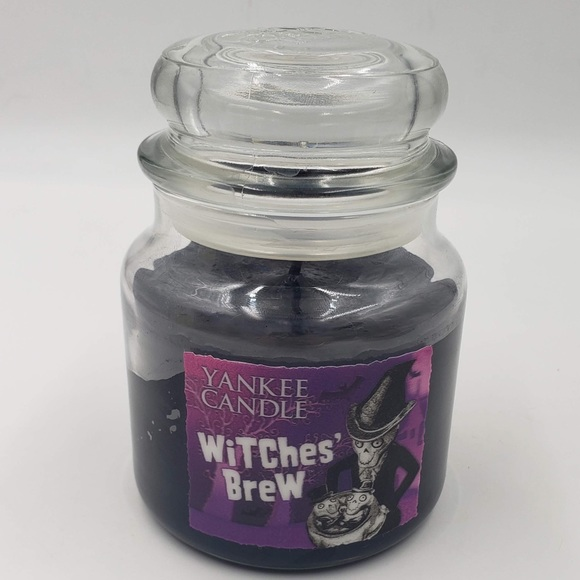 YANKEE CANDLE Witches Brew limited edition